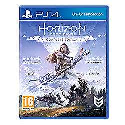 Horizon Zero Dawn Complete Edition (PS4) £27.99 @ Sainsbury's instore