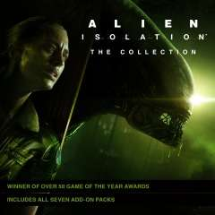 Alien isolation collection PS4 - £11.49 @ PSN