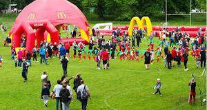 Free Community Football Days via McDonalds