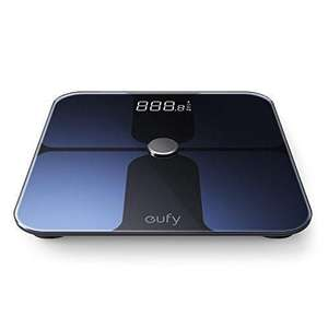 Smart Eufy Bathroom Scales Bluetooth £29.99 Amazon Lightning Deal - Sold by AnkerDirect and Fulfilled by Amazon