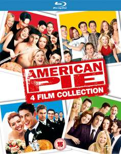 American Pie Collection (Includes UltraViolet Copy) Blu-ray £6.99 delivered @ zavvi