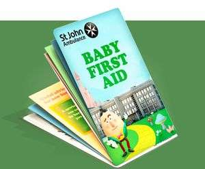 St. Johns Ambulance Free Baby First Aid Guide