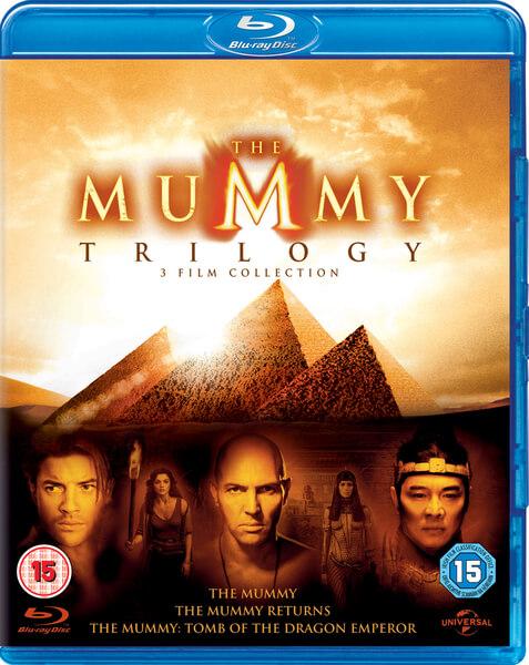 The Mummy Trilogy Blu-ray £9.98 DELIVERED @ ZAVVI