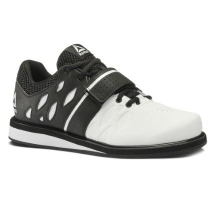 Reebok Lifter PR (White/Black) - £38.97 @ Wiggle