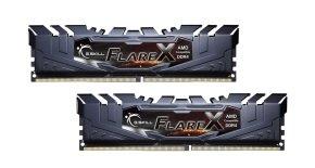 G.Skill Flare X 32GB Kit DDR4 2400MHz RAM (For Ryzen/Threadripper) @ ebuyer - £209.99