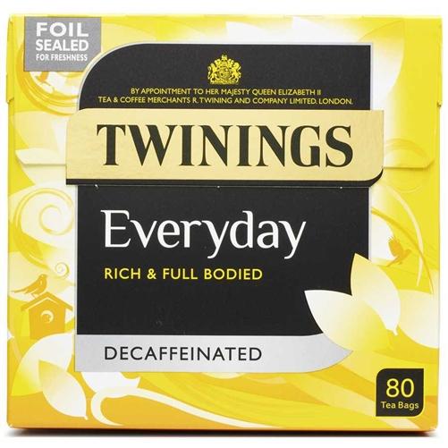 Twinings Everday 80 Tea bags - £1.99 @ Home Bargains (Prenton)