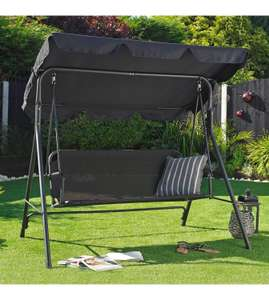 3 seater garden swing reduced for £149.99 to £64.99 @ Studio (plus £10 P&P)