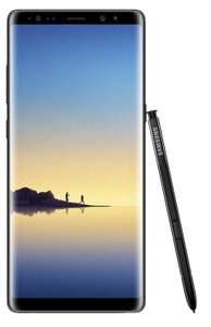 Samsung Note 8 64GB - £570 - Sold and Fulfilled by EAGLE UK STORE via Amazon
