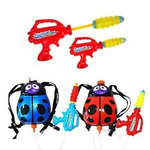 Kids Water Gun & Packpack - £6.99 Delivered @ eBay (seller: sds1967)
