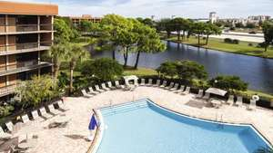 CLARION INN LAKE BUENA VISTA, ORLANDO, UNITED STATES OF AMERICA 14 Nights  Family of 4 12th of June Manchester