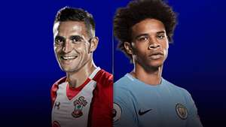 Free Premier League Football - Southampton vs Man City on Sky Sports Mix (HD) today from 14:55