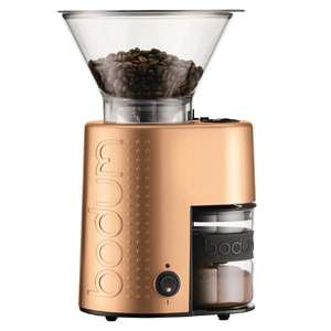 Bodum sale with upto 75% off eg electric coffee grinders now £49.98. £189 on amazon