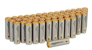 Amazon Basics AA Batteries (48 Pack) Selling For £11.84 Prime (Can be reduced to £10.06) / £15.83 Non Prime @ Amazon