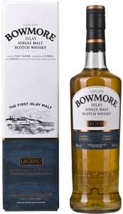 Bowmore Legend Whisky £22.90 at Amazon