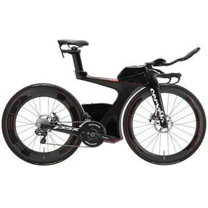 If anyone is after one of these Cervelo P5X Ultegra Di2 Triathlon Bike 2018 (and I'm not!) it's 3 grand cheaper £10499 C+C at Sigmasport