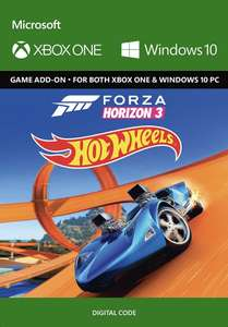 [Xbox One/Windows 10] Forza Horizon 3 Hot Wheels DLC - £5.99 - CDKeys