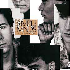 simple minds - once upon a time  blu-ray audio  [ amazon uk ] £8.43 prime £11.42 non prime