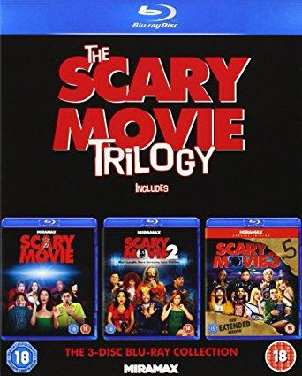 Scary Movie 1-3.5 Box Set [Blu-ray] £7 prime / £9.99 non prime @ Amazon