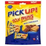 PICK UP! MINIS MILK CHOCOLATE 10 PACK 95p @ Poundstretcher