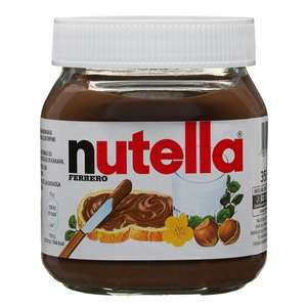 Nutella Hazelnut Chocolate Spread 350g 50p @ Poundland (Wrexham)