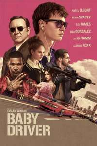 Baby Driver 4K HDR/Dolby Vision £9.99 on iTunes