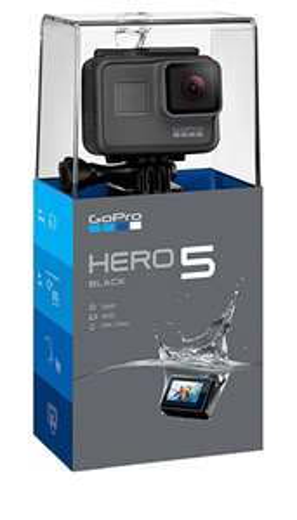 GoPro Hero 5 Black Action Cam £184.99 with code @ Toby deals