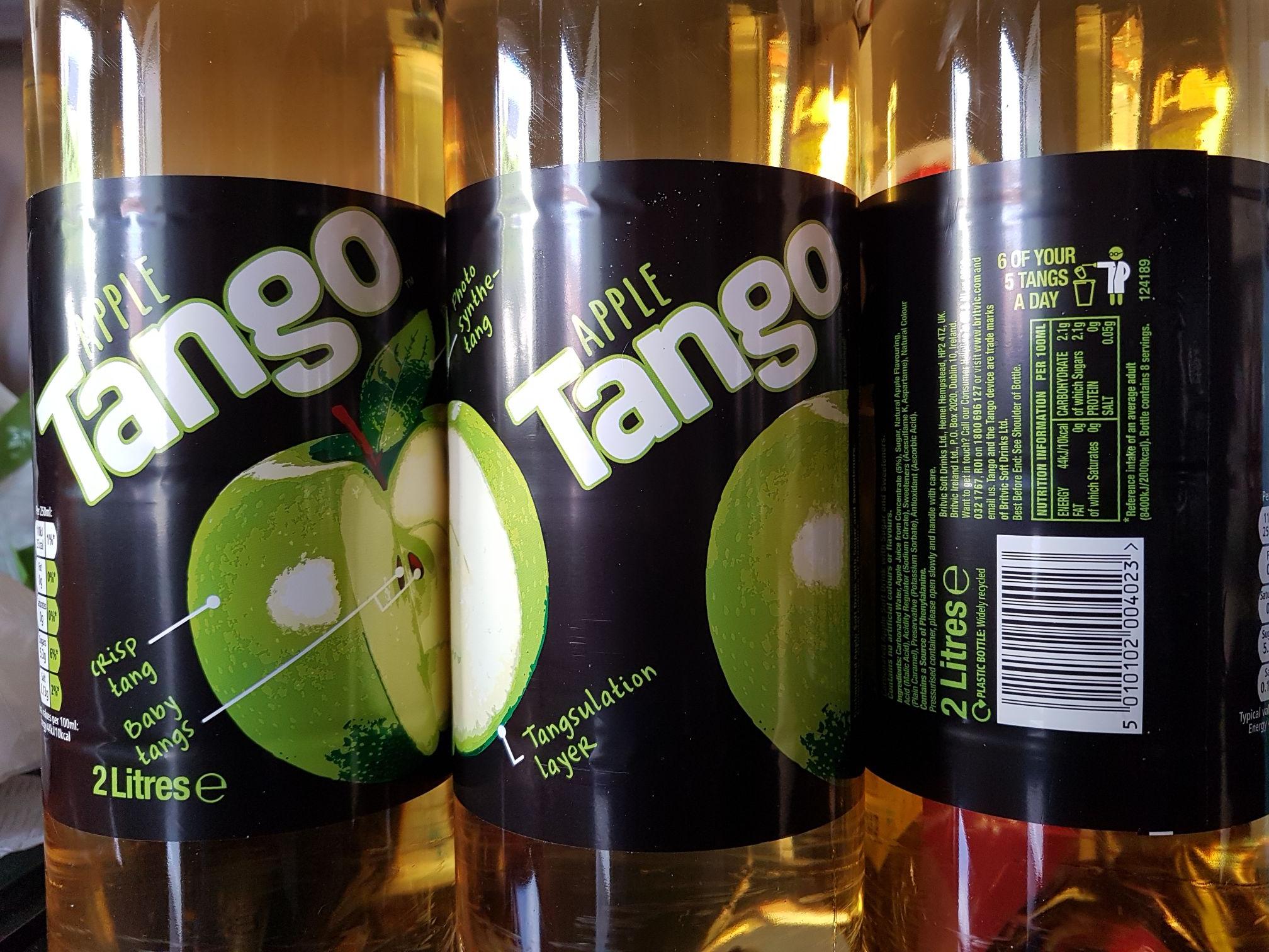 Apple Tango 2 x 2 Litres £1 @ Heron Foods