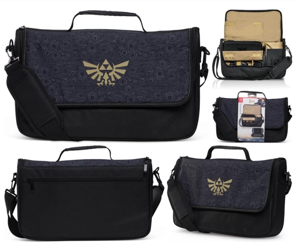Nintendo Switch Zelda Messenger Bag @ Amazon (delivered) £28.26