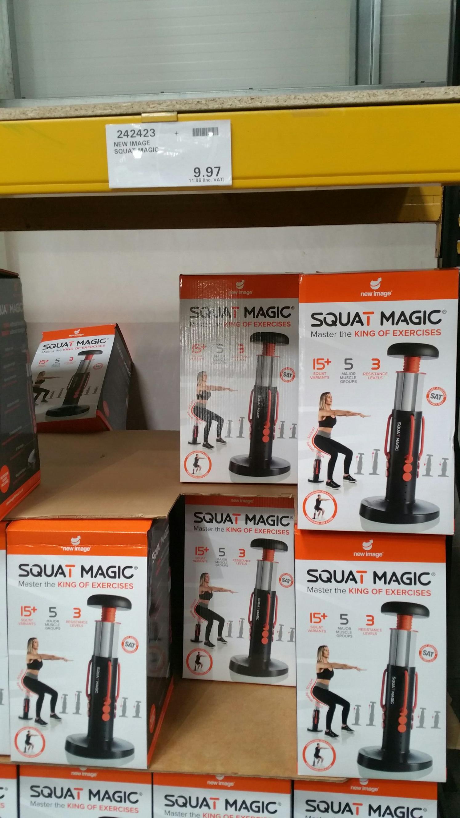 Squat Magic £11.96 @ Costco