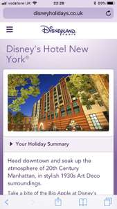 Disneyland Paris! 4night stay Oct half term £1135