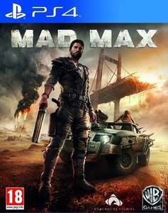 Mad Max (Xbox One/PS4) - £5.19 (Used) @ Musicmagpie