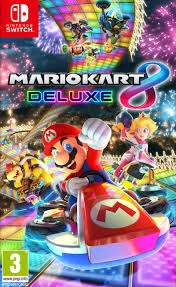 [Switch] Mario Kart 8 Deluxe £36.89 / Monopoly £18.89 @ MusicMagpie