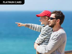 Post Office Platinum credit card – 28 months 0% on purchases and fee-free overseas