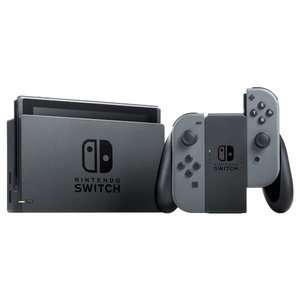 Nintendo Switch Grey / Neon Refurbished (v Good condition) w/ 12 month warranty £215.99 delivered @ Music Magpie