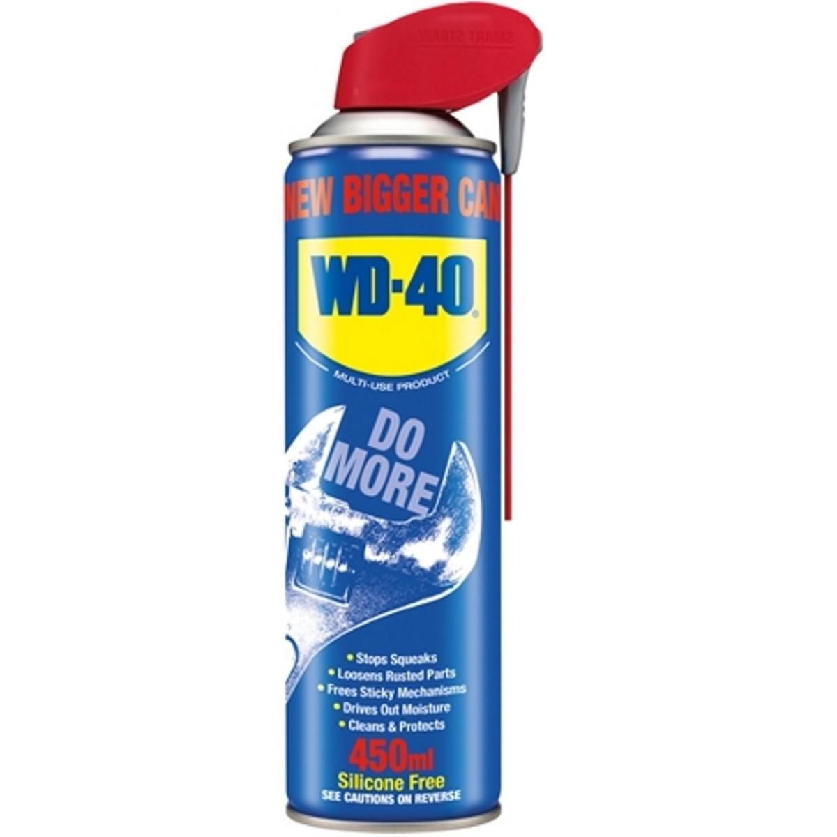 Wd40 450ml £2.75! Big bottle @ Tesco - Mold
