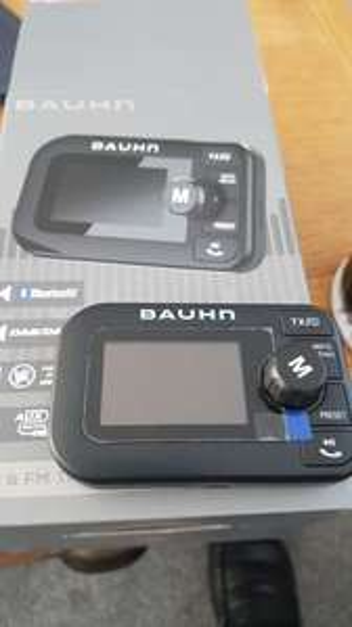 ALDI BAUHN CAR DAB TRANSMITTER £9.99 instore - Pelaw Gateshead
