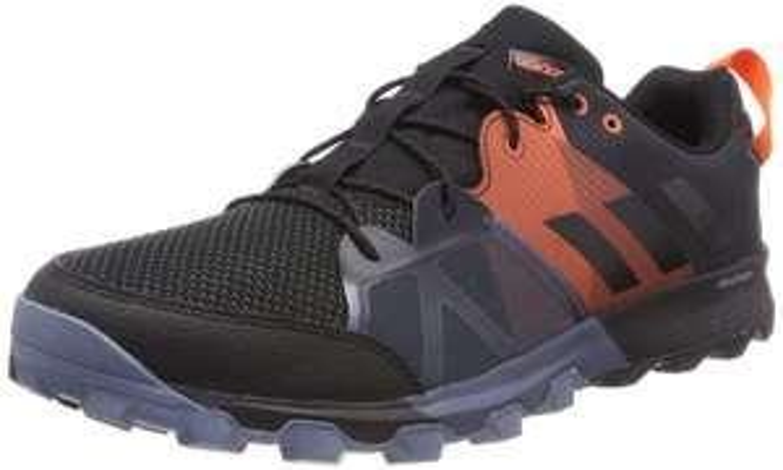 Adidas Men's Kanadia 8.1 Tr Trail Running Shoes, Black, £40 at amazon
