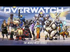 [PS4/Xbox One/PC] Overwatch Free Weekend​ 25th - 29th May