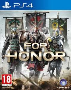 For Honor (Pre Owned) (PS4) £7.99 - Music Magpie