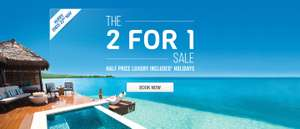 Sandals Exotic Holidays - 2 for 1 Sale // Antigua // Barbados // Jamaica // St Lucia