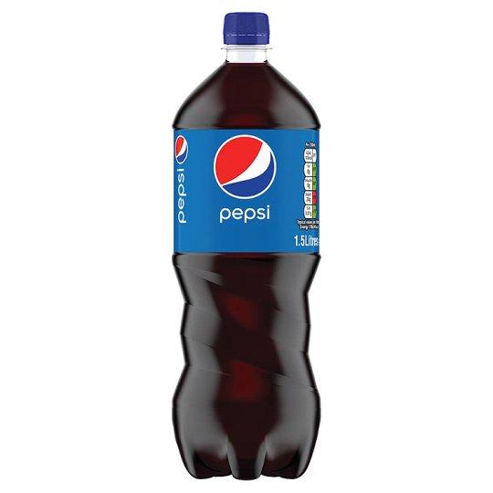 1.5 litre bottles of Pepsi 50p @ Asda Byker