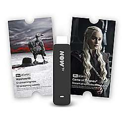 Now TV Stick with 2 Month Entertainment Pass plus 300 Clubcard points £20 @ Tesco