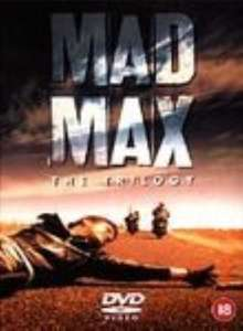 MAD MAX TRILOGY DVD 3 FILMS (Pre Owned) £2.79 - ebay Music Magpie