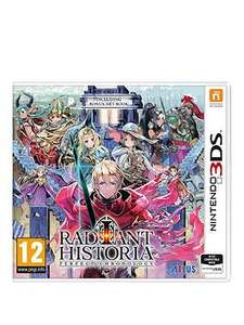 Radiant Historia Perfect Chronology - 3DS - £27.99 @ Very