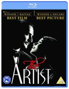 The Artist (Blu-Ray) only £1.99 (New) delivered @ Music Magpie