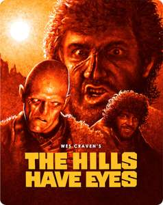 The Hills Have Eyes Blu-ray Steelbook £17.99 + delivery @ Zavvi