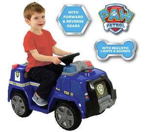 PAW Patrol Chase Police Cruiser £99.99 @ Argos discount offer