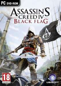 Assassin's Creed IV 4 : Black Flag (PC) £3.99 cdkeys