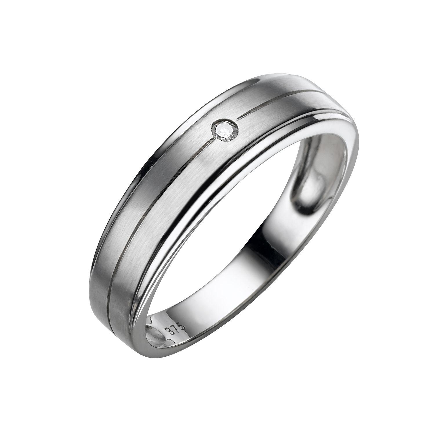 9ct white gold ring Earnest Jones £199.99 @ Ernest Jones