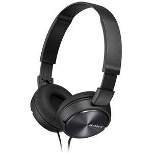 AMAZON - Sony MDRZX310 Foldable Headphones - Metallic Black (WHITE AVAILABLE)  £13 Prime £17.75 Non Prime @ Amazon